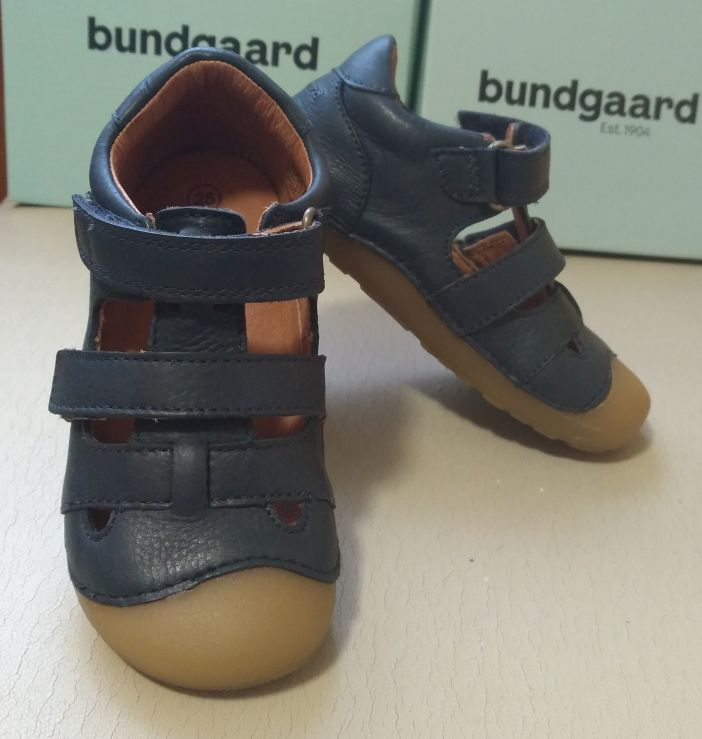 0c5b52fddd6 Sandály a baleríny : Sandály Bundgaard Petit Navy