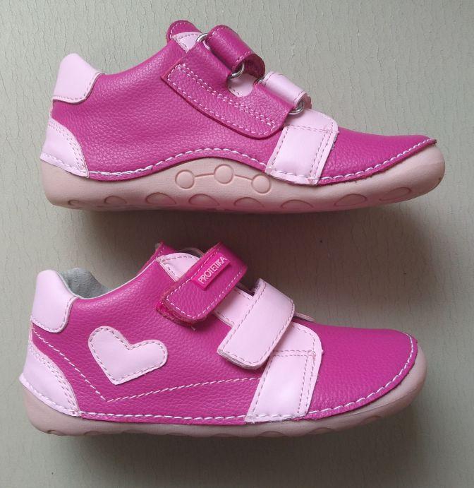0035467c5a Celoroční barefoot obuv   Protetika Pony Fuxia - vel. 22-26
